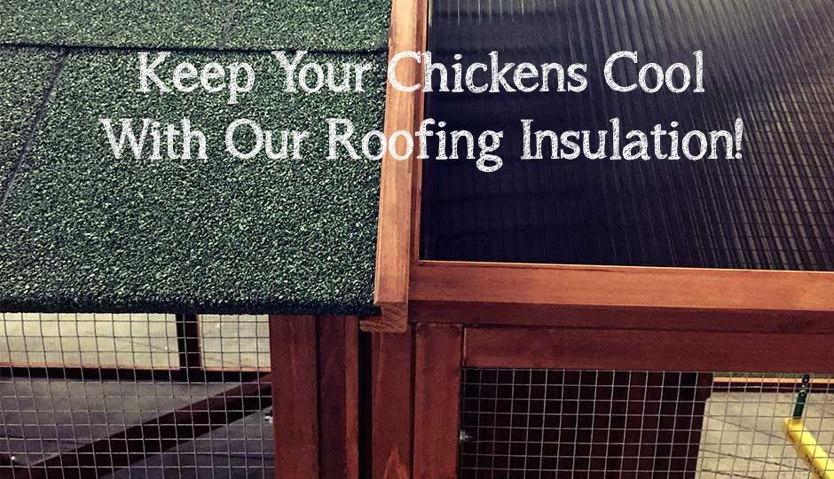 chicken coop insulation