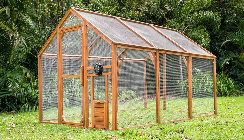 Chicken House the mansion run | backyard chicken coops