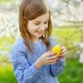an easter egg hunt is a great way to get some fresh air and exercise