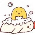 cartoon-chick-washing-chicken