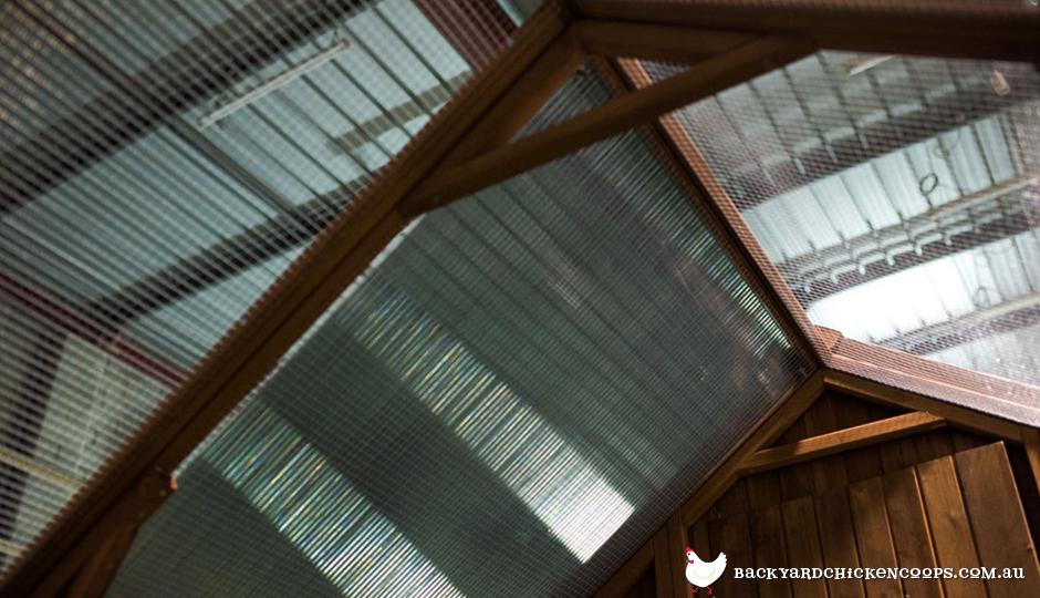 backyard-chicken-coop-insulated-roofing-interior