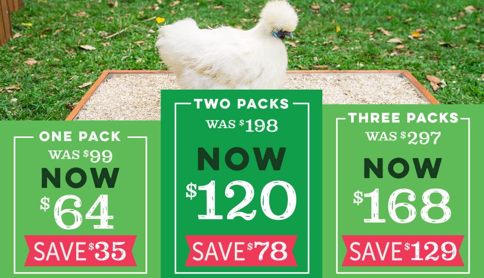 hemp bedding for chickens sale