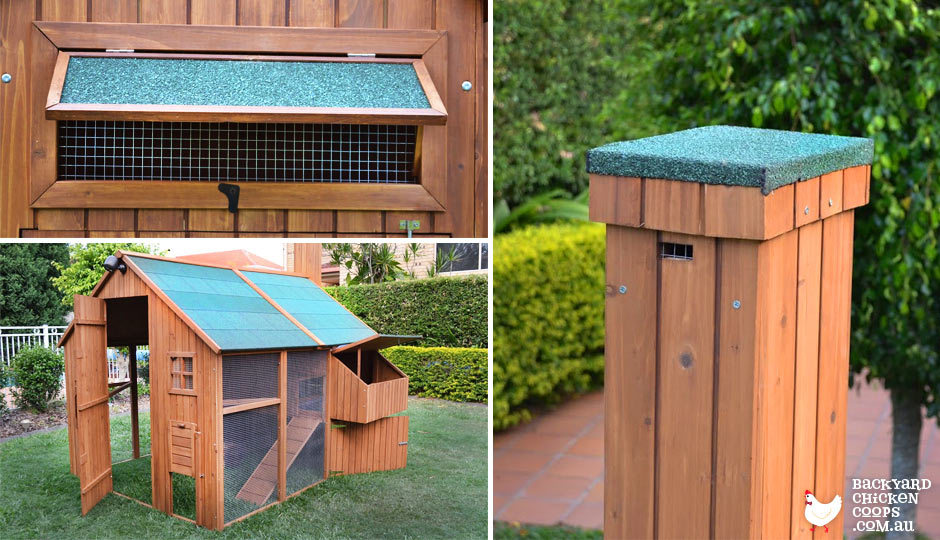 Ventilation For Chicken Houses : Grant author at chicken houses page of