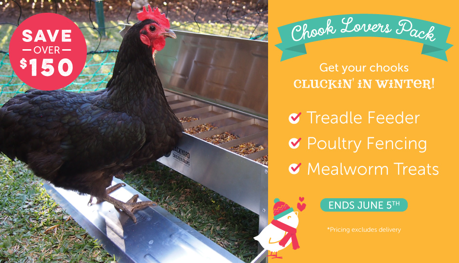 the chook lovers package