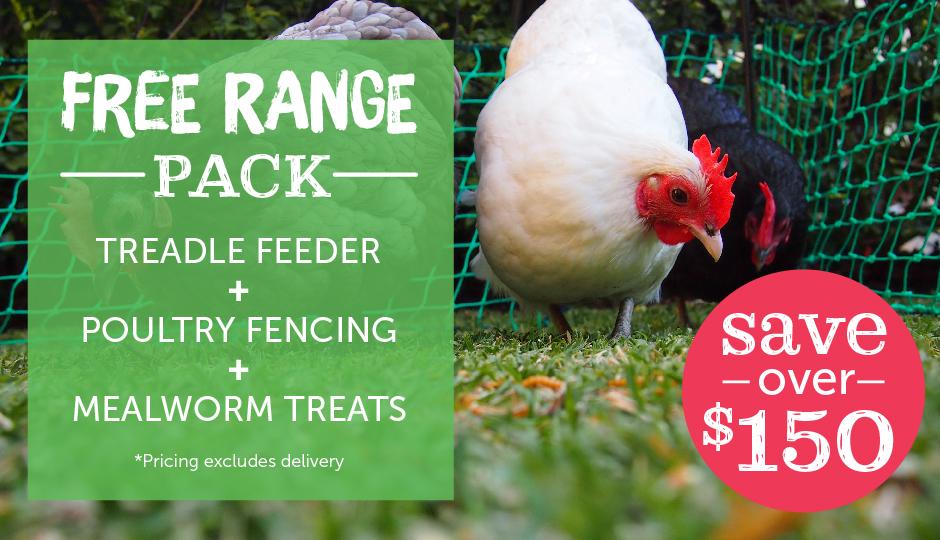 Free Range Pack