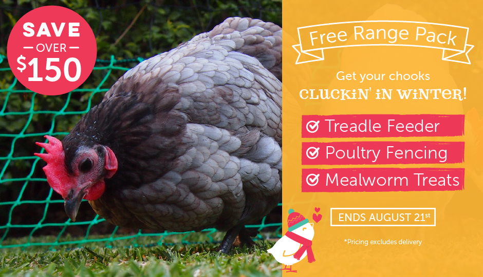 chicken free range package