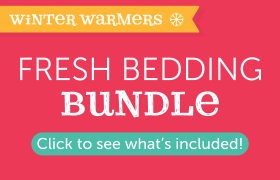 fresh bedding bundle thumbnail