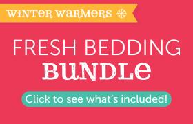 fresh bedding bundle thumbnail