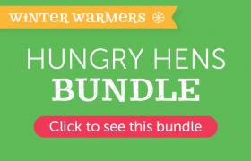 chicken treadle feeder storage drum package thumbnail